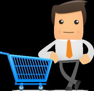 ecommerce-mascot